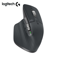 Logitech New MX MASTER 3 Wireless Bluetooth Mouse with 2.4GHz Receiver Mx master 2s upgrade for laptop pc office home mouse