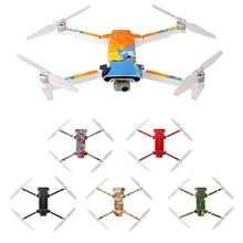 Pegatina impermeable para Fimi X8 SE 2020, cuerpo de Dron, protección de la piel, accesorios para cámara de Dron, pegatina de PVC extraíble