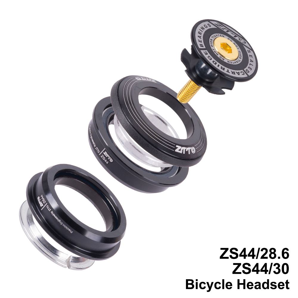 Bicycle Headset 44mm CNC 1 1/8