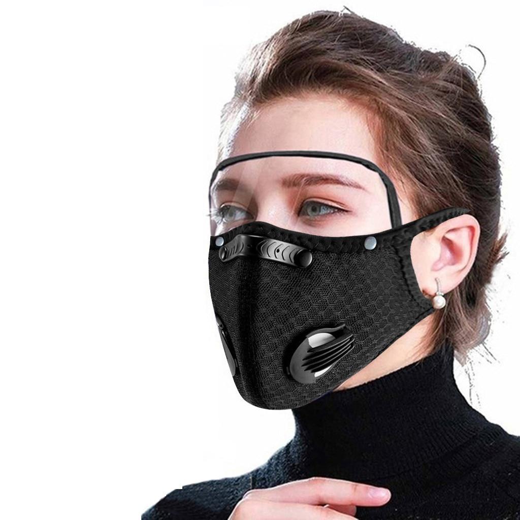 Cheap Máscara facial p ciclismo