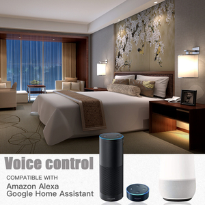 Image 3 - Волшебная 7 Вт E27 RGB WIFI Светодиодная умная лампа, светильник, беспроводная умная домашняя лампа автоматизации, 85 265 в лампа совместима с ALexa Google Home
