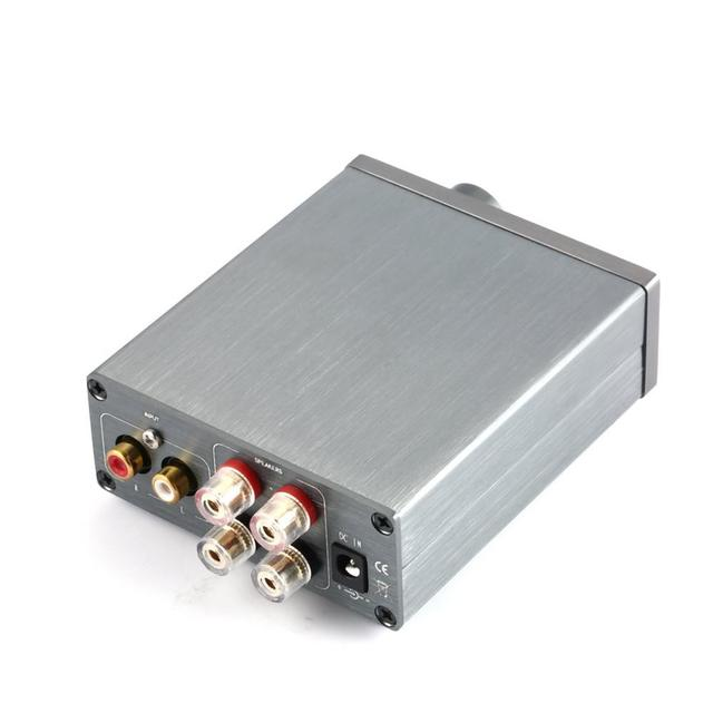 Breeze Amp HIFI Class 2.0 Stereo Audio Digital Amplifier  2