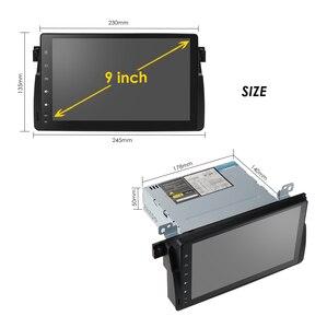 "Image 2 - DSP 9""Screen Android 9.0 Car Radio for BMW E46 M3 318i 320i 325i MirrorLink No DVD auto multimedia Stereo Navi RDS DVR SWC BT SD"