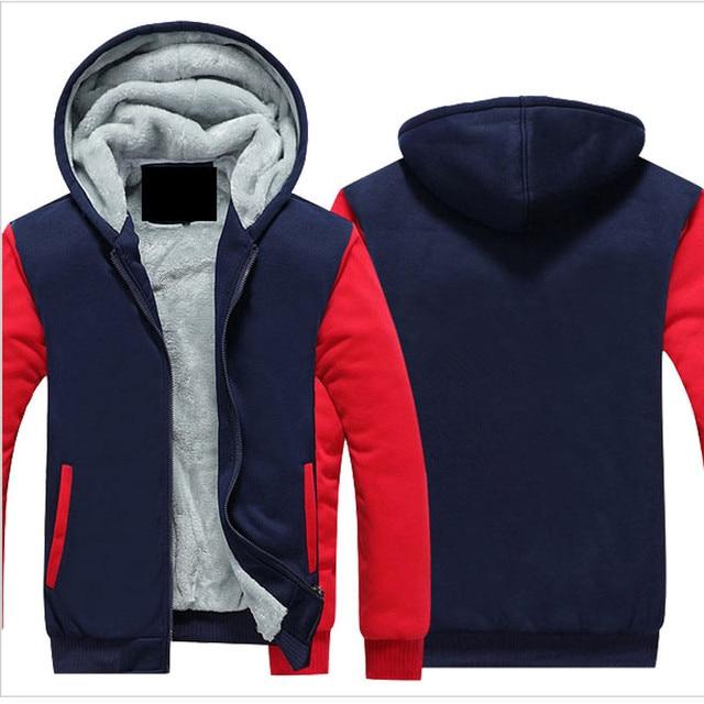 2021SCANIA Winter Hoodies Men Seat Logo Jacket Thicken Warm Fleece cotton Zipper Raglan Coat Male Tracksuits 5