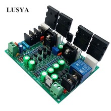 Lusya class A1943 / 5200 digital amplifier board 200W mono Hifi fever class Pure power amplificador A9 009