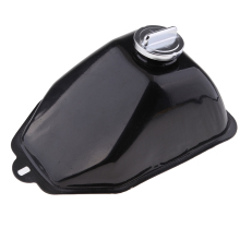 Black Fuel Petrol Can Tank Fits for Chinese Made 50cc/70cc/110cc/125cc Kids / Youth ATVs
