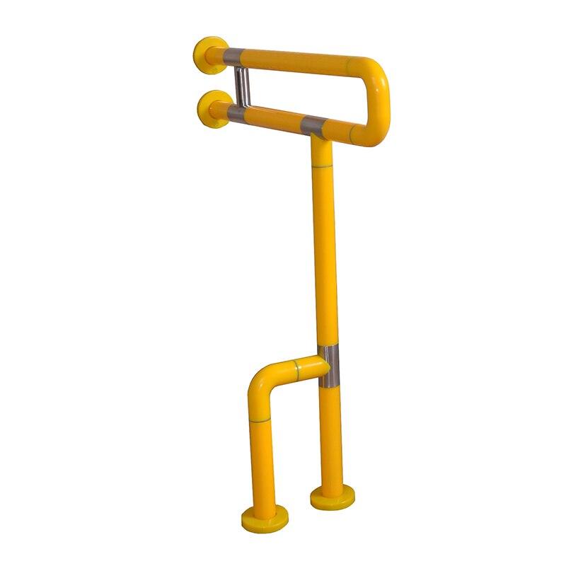 XIYANGZHUSHOU поручень для туалета нагрузка 200 кг нержавеющая сталь для пожилых людей, детей, инвалидов, вспомогательный инструмент, безопасные Нескользящие поручни для ванной комнаты - Цвет: 4