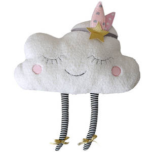 Plush-Pillow Soft-Cushion Stuffed Girl Gift Cloud Kawaii for Children Baby Kids