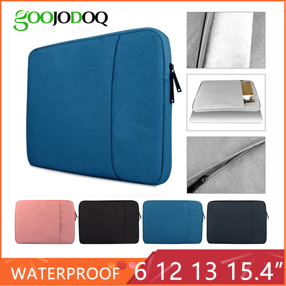 Notebook Laptop Pouch Cover Sleeve Carry Case For Macbook-Air Pro 11-15.6 inch