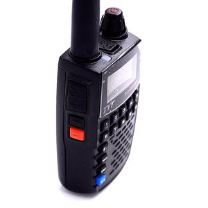 Image 4 - TYT UV 3R Dual Band שתי דרך רדיו VOX VHF/UHF נייד חזיר משדר מיני מכשירי קשר מהדר לקזז חיצוני אינטרקום
