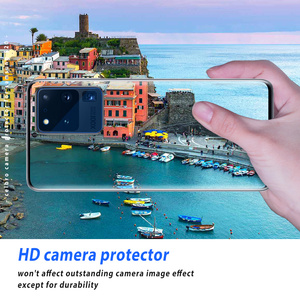 Image 4 - Закаленное стекло для Samsung Galaxy Note 20 Ultra S20 Plus, Защитное стекло для объектива камеры Samsung Note 20, Защитная пленка для Samsung Note 20, Note 10 Plus, S10