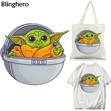 Blinghero Cute Cartoon Heat Transfer Patches Unisex Iron-on Clothing Patches Vynil Heat Transfer Stickers BH0567 blinghero cartoon thermal patches cute iron on patch stickers t shirt jacket heat transfer patches diy pacth bh0350