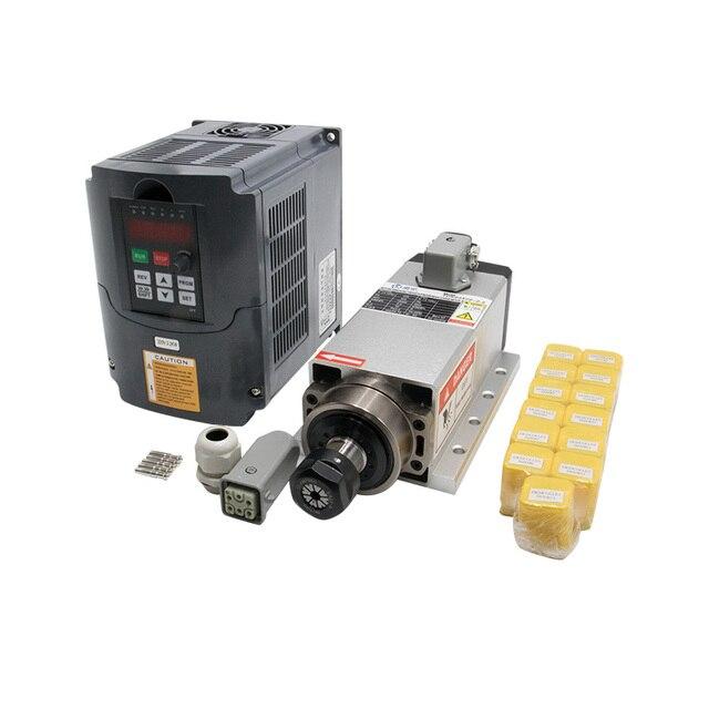 Módulo de personalización CNC SFU1605 tornillo de bola HGR20 engranaje de guía lineal inversor de eje para accesorios de máquina de grabado