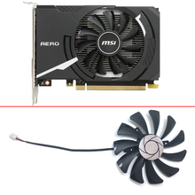 HA9010H12F-Z 85MM 0.57A 2Pin PC Cooling fan GPU Cooler Fan For MSI Geforce GT 1030 2G OC GTX 1050Ti 4G OC Graphic Card Cooling цена и фото