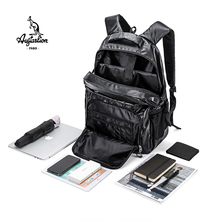 Mochila 2020 AUGTARLION USB Charge Bag Laptop Backpack Men Casual Backpack Travel Teenage Backpack Bag Male Splashproof Bagpack
