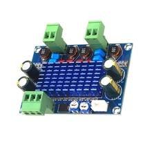 High Power Digital HiFi Power усилитель плата XH-M572 TPA3116D2 120 Вт шасси выделенный плагин вход 5-28 В выход