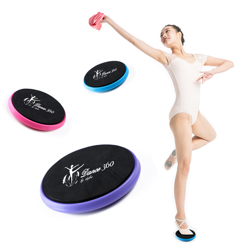 Dance Turn Board On Releve For Dance Ballet Gymnastics Turn Disc To Improve Balance And Pirouette Turning Disc For Dancers