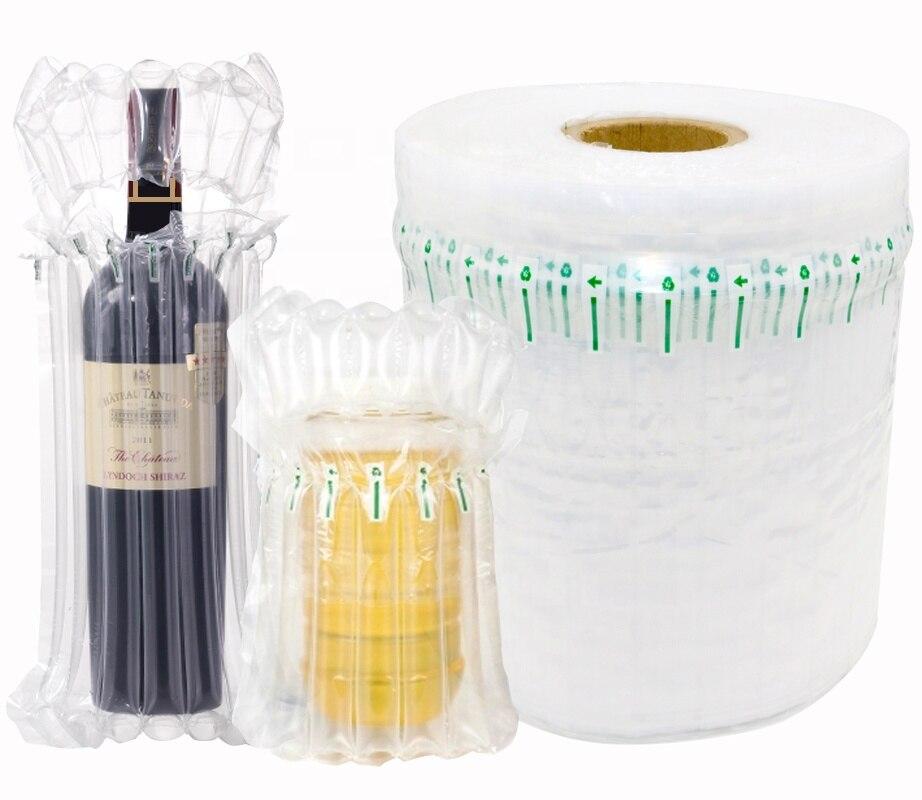 360 Degree All-Dimensional Glass Cushion Protective Air Column Bag Roll