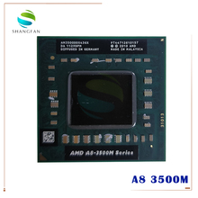 AMD Quad Core A8 3500M 1.5Ghz/4M Socket FS1 A8 3500M AM3500DDX43GX A8 Series ordinateur portable APU ordinateurs portables