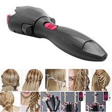 Portable Electric Hair Braider Automatic Twist Knitting Tools Hair