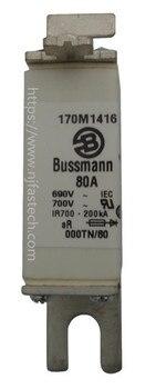 5PCS New original Power Fuse 170M1415 63A 690V bussmann fuse prices