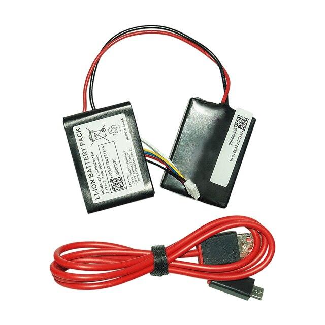 Hixon 1050mAh replacement battery for Beats Pill 2.0 wireless portable bluetooth speaker 7.4V ICP092941SH