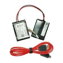 Hixon bateria de substituição para beats pill 1050, sem fio portátil, alto falante bluetooth 2.0 v/7.4 mah