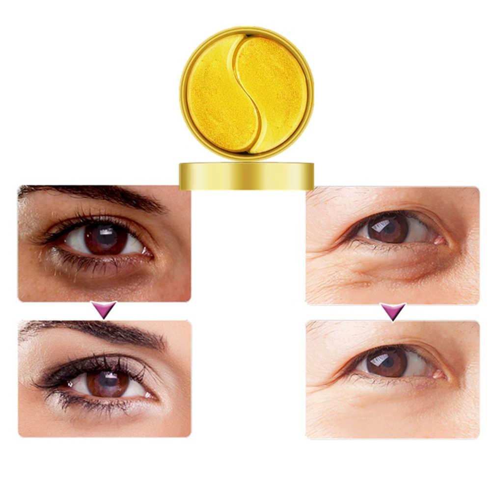 صور أغاف التبريد هيدروجيل قناع عين 60 قطعة العين بقع العناية بالبشرة ترطيب المضادة للتجاعيد تبييض أقنعة كوريا التجميل