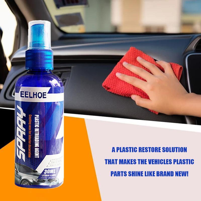 Пластиковые детали 30 мл, Восстанавливающее Средство, восковой инструмент, редуктор, автомобильные аксессуары, Автомобильный интерьер, очис...
