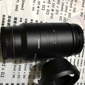Image 4 - Защитная пленка для объектива TAMRON 28 75 2,8G, покрытие с защитой от царапин