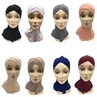 Women Hijab Under Sc...