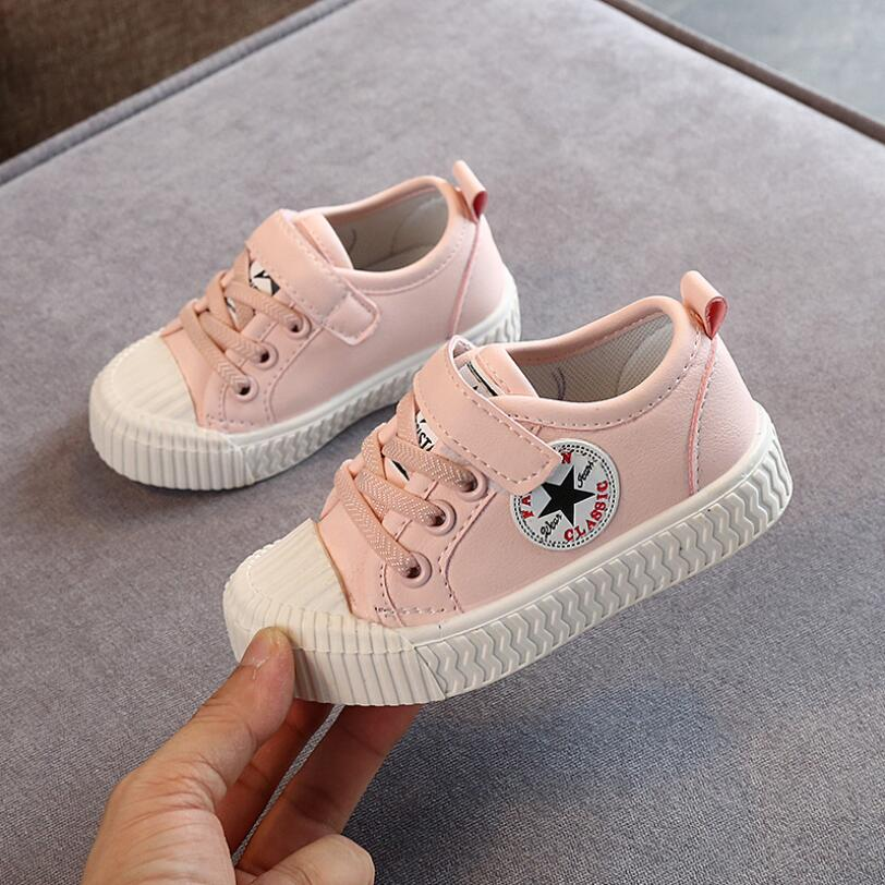 New Baby Shoes Breathable Canvas Shoes 0-3 Years Old Boys Shoes 3 Color Comfortable Girls Baby Sneakers Kids Toddler Shoes