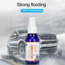 Revêtement céramique pour pare-brise de voiture, revêtement anti-pluie pour rétroviseur, plaque de verre nano-revêtue, cristal liquide pour voiture