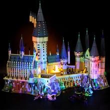 Harri movie Led Light Set For Compatible Iegoset 71043 16060 Education Building Blocks bricks Toys Gifts