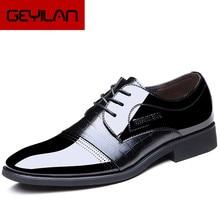 Homens sapatos de couro vestido sapatos de casamento homens italianos corporativos sapatos para homem zapatos oxford hombre sapato social masculino ayakabı