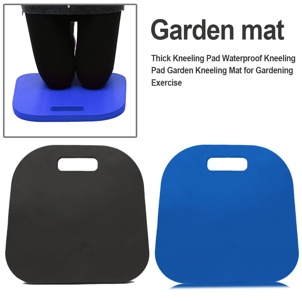 Garden Kneeler Pad Kneeling Mat High Density Foam Thick Garage Kneeler Mat Yoga Kneeling Pad Kneel Pad Cushion Knee Protection 1