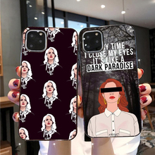 Lana Del Rey being-towards-death TPU Soft Silicon Phone Cover For iphone 11Pro 5S SE 6 6S 7 8 Plus XR X XS MAX  fundas Coque lana del rey funny fashionable black soft shell phone cover for iphone 8 7 6 6s plus x xs max 5 5s se xr 11 11pro promax coque