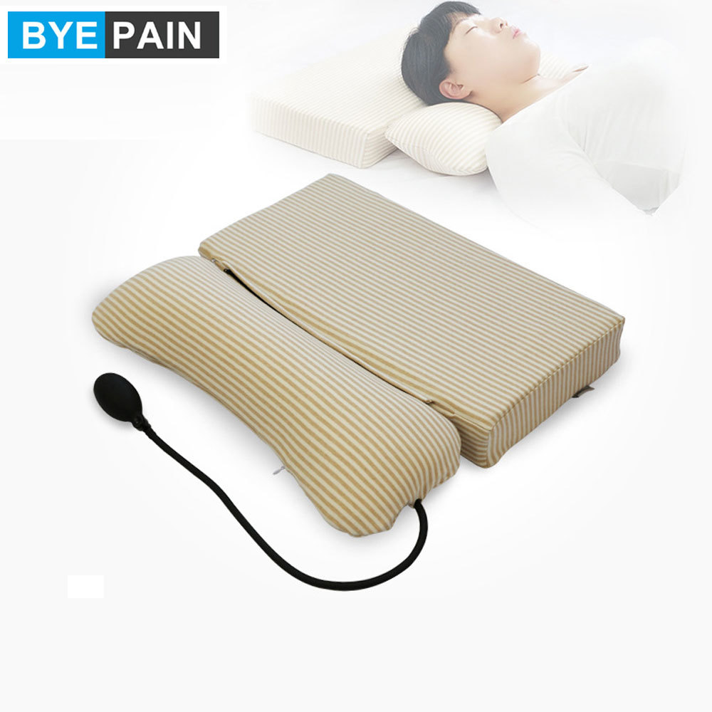 Pillow Sets Cervical Magnetic Healthy Care Pillow Cervical Spine Protect Pillow