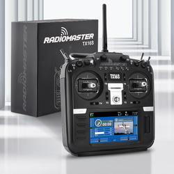 IN STOCK! RadioMaster TX16S Hall TBS Sensor Gimbals 2.4G 16CH Multi-protocol RF System OpenTX Radio Transmitter For RC Drone