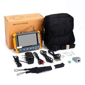 Image 5 - Probador de cámara de vídeo CCTV de 8MP, probador de cámara de vídeo ip ahd, mini Monitor ahd 4 en 1 con entrada VGA HDMI, cámaras de seguridad