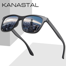 Ultralight Polarized Sunglasses TR90 Men Women Driving Square Style Sun Glasses