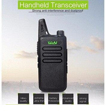 2pcs KDC1 MINI handheld fm transceiver KD C1 two way  Radio Ham communicator HF cb radio station Mi-Ni Walkie Talkie WLN KD-C1 2