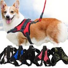 Новая собака Мягкий регулируемый поводок для домашних животных