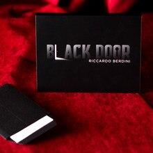 Porte noire de Riccardo Berdini (2 enveloppes), Illusion de magie, de mentalisme, tours de magie, carte, accessoires de magie, gimmics