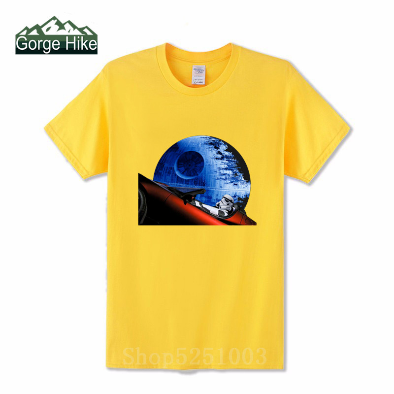 star storm Trooper T-shirts printed ArmorLock your father t shirt men Funny novel men 's top tees Harajuku Style warrior wars t shirt Darth Vader camiseta image