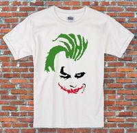 Typography Why So Serious Joker T Shirt Text Dark Knight Batman Adults Kids