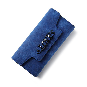 Letter Leather Wallets  4