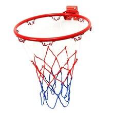 Настенный баскетбольный обруч NIN668 для улицы и помещения, спортивные игрушки для взрослых и детей