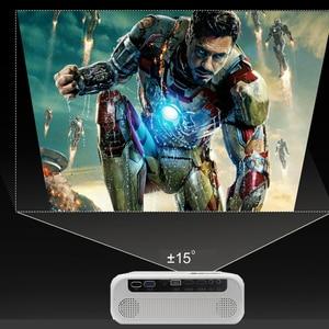 Image 5 - Wzatco E500 3500 ルーメンのwifiアンドロイド 10 スマートミニポータブルledプロジェクターマルチメディアサポートフルhd 1080p proyector