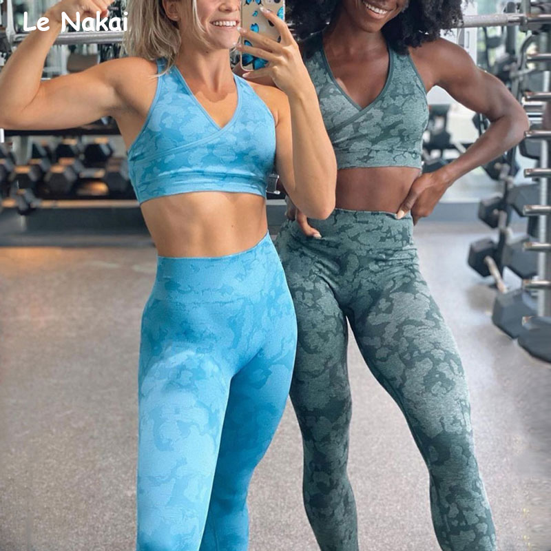 New Adapt Camo Seamless Leggings Women Fitnss Yoga Legging Scrunch Butt Booty Leggings Dropshipping Gym Clothing Sports Tights|Yoga Pants| - AliExpress
